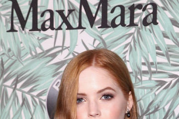 Ellie Bamber Tenth Annual Women In Film Pre-Oscar Cocktail Party Presented By Max Mara And BMW - Red Carpet