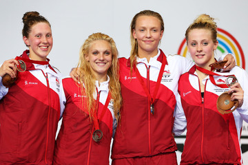 Ellie Faulkner 20th Commonwealth Games - Day 3: Swimming
