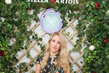 Ellie Goulding A Day At The Championships, Wimbledon With Stella Artois