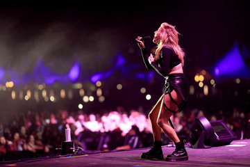 Ellie Goulding 2016 Coachella Valley Music and Arts Festival - Weekend 2 - Day 1