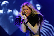 Ellie Goulding Performs in London