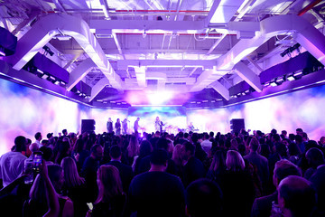 Ellie Goulding Vevo's 10-Year Anniversary Event