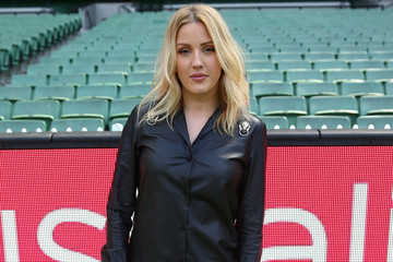 Ellie Goulding 2015 AFL Grand Final Entertainment Media Opportunity