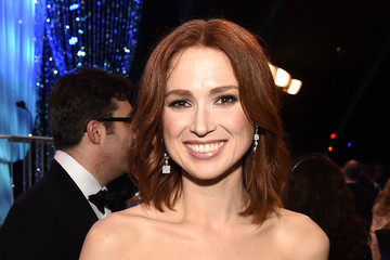 Ellie Kemper  The 22nd Annual Screen Actors Guild Awards - Backstage and Audience