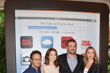 Ellie Kemper  'Sex Tape' PHoto Call in Beverly Hills