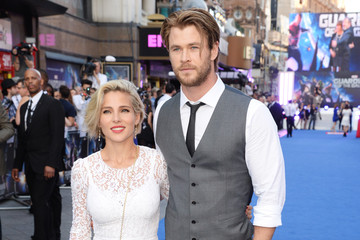 Elsa Pataky 'Guardians of the Galaxy' Premieres in London
