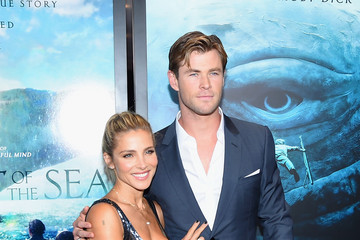 Elsa Pataky 'In the Heart of the Sea' New York Premiere - Inside Arrivals