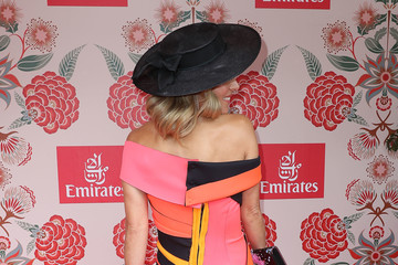 Elsa Pataky Celebrities Attend Melbourne Cup Day