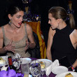 Hilary Rhoda and Allison Williams Photos