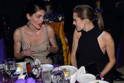 Hilary Rhoda and Allison Williams Photos Photo