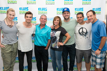 Elvis Duran The Chainsmokers Visit 'The Elvis Duran Z100 Morning Show'