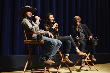 Elvis Mitchell Film Independent Hosts A Special Screening Of 'The Rider'
