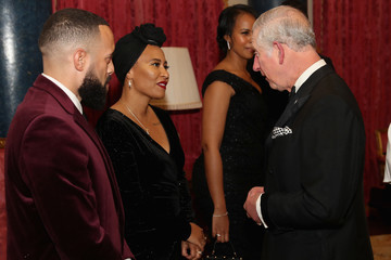 Emeli Sande The Prince of Wales Hosts the 'One Million Young Lives' Dinner