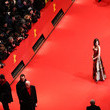 Emilia Schuele Opening Ceremony & 'Isle of Dogs' Premiere Red Carpet - 68th Berlinale International Film Festival