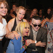 Emily Althaus Betsey Johnson - Backstage - Spring 2016 New York Fashion Week: The Shows