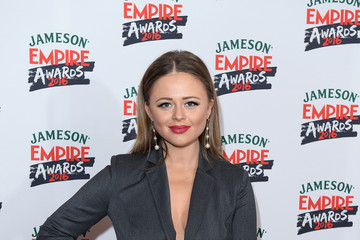 Emily Atack Jameson Empire Awards 2016 - VIP  Arrivals