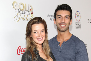 Emily Baldoni CW3PR Presents Gold Meets Golden At Equinox Sports Club