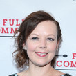 Emily Bergl 'Fully Committed' Broadway Opening Night - Arrivals & Curtain Call