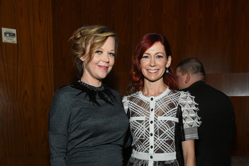 Emily Bergl 'The Good Fight' World Premiere - After Party