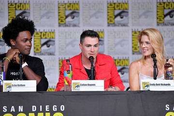 Emily Bett Rickards Comic-Con International 2018 - 'Arrow' Special Video Presentation And Q&A