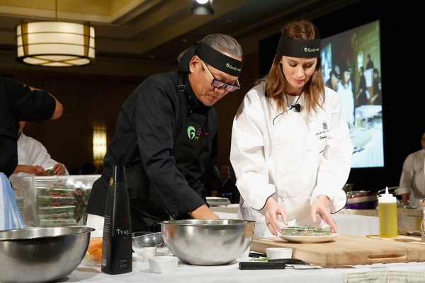 Celebrity chef cooking class new york