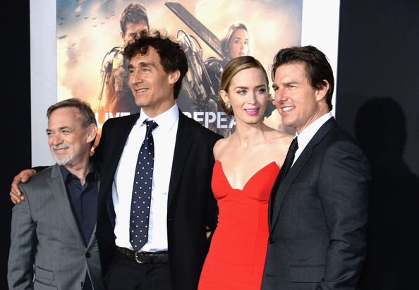 Emily Blunt and Tom Cruise Photos - 1 of 197