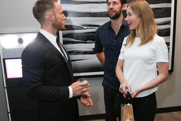 Emily Blunt Rise Nation Launch Event