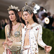 Emily Bode The 2021 Met Gala Celebrating In America: A Lexicon Of Fashion - Arrivals