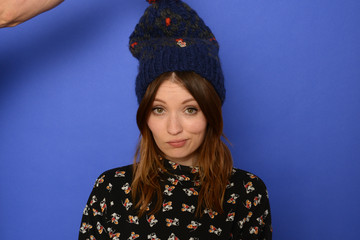 Emily Browning 'God Help the Girl' Portraits at Sundance