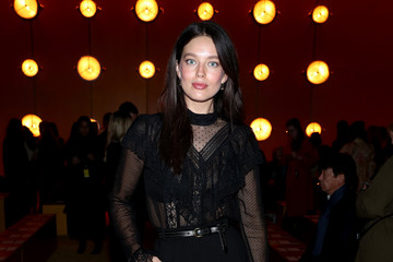 Emily DiDonato Zimmermann - Front Row - February 2020 - New York Fashion Week: The Shows