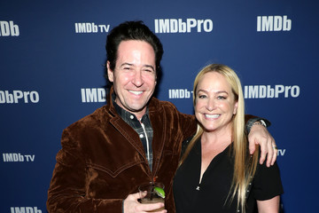 Emily Glassman Amy Ryan Receives an IMDb STARmeter Award At IMDb's 30th Anniversary Dinner At The Sundance Film Festival