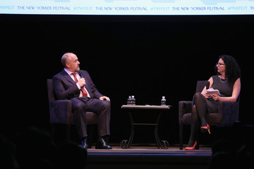 Emily Nussbaum The New Yorker Festival 2016 - Louis C.K. Talks With Emily Nussbaum
