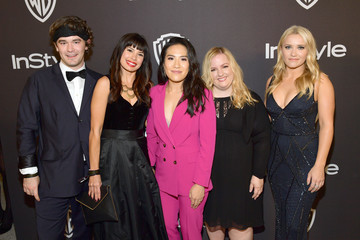 Emily Osment The 2019 InStyle And Warner Bros. 76th Annual Golden Globe Awards Post-Party - Red Carpet