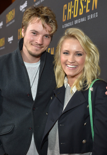 Emily Osment and Natha...