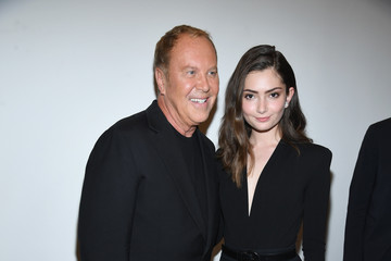 Emily Robinson Michael Kors Collection Spring 2018 Runway Show - Backstage