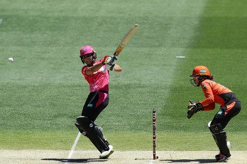 Emily Smith WBBL Final - Sixers v Scorchers