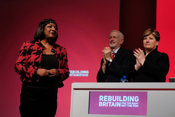 Emily Thornberry 2018 Labour Party Conference - Day Three