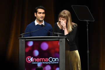 Emily V. Gordon Amazon Studios 2017 CinemaCon Presentation