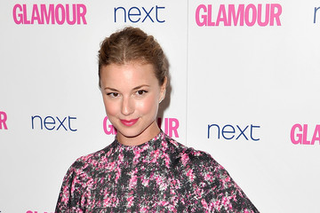 Emily VanCamp Arrivals at the Glamour Women of the Year Awards