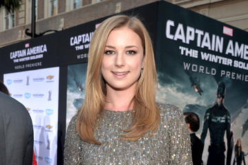 Emily VanCamp 'Captain America: The Winter Soldier' Premiere — Part 2