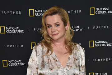 Emily Watson National Geographic's Further Front Event In New York City - Red Carpet