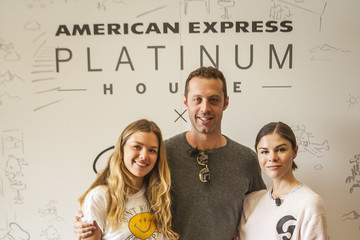 Emily Weiss American Express Platinum House x Stephanie Izard at the FOOD & WINE Classic
