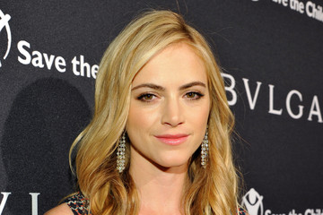 Emily Wickersham BVLGARI And Save The Children Pre-Oscar Event - Red Carpet