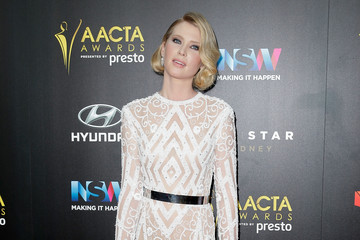 Emma Booth 5th AACTA Red Carpet Arrivals Presented by Presto