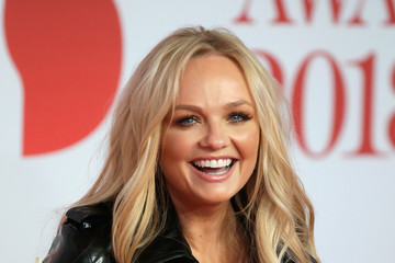 Emma Bunton The BRIT Awards 2018 - Red Carpet Arrivals