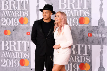 Emma Bunton Jade Jones The BRIT Awards 2019 - Red Carpet Arrivals