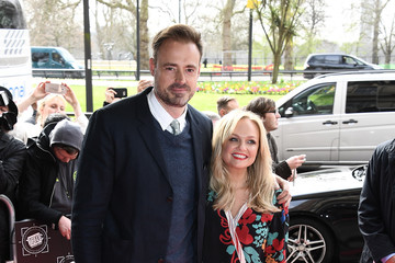Emma Bunton TRIC Awards 2017 - Arrivals