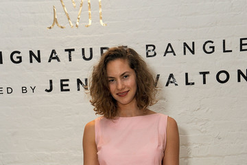 Emma Ferrer Monica Vinader Signature Bangle Evening for Jenny Walton