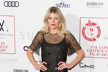 Emma Greenwell The London Critic's Circle Film Awards - Red Carpet Arrivals