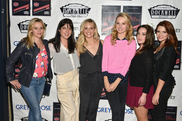 Emma Hunton Sarah Michelle Gellar, Reese Witherspoon And Selma Blair Attend 'The Unauthorized Musical Parody of Cruel Intentions'